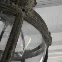 (English) english regency globe lantern